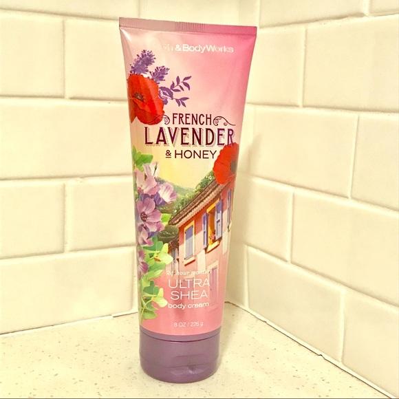 Bath & Body Works Other - ✨NWT✨ 3/$20 French Lavender & Honey Shea Cream
